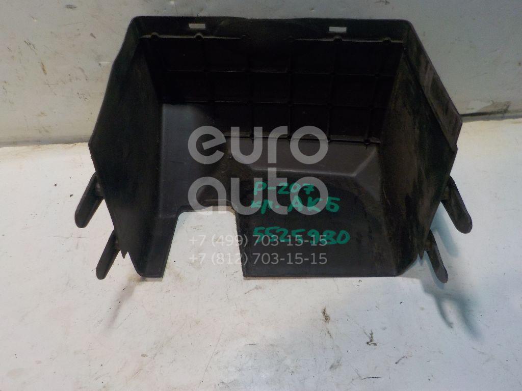 Крышка аккумулятора для Peugeot 207 2006-2013 - Фото №1