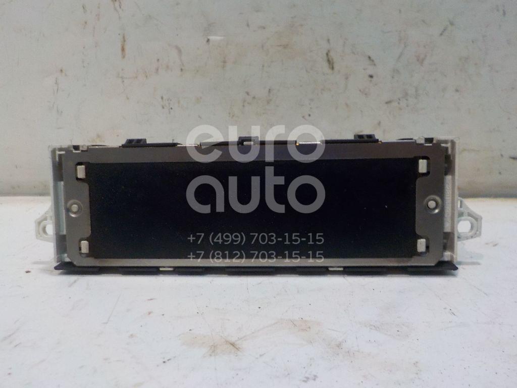 Дисплей информационный для Peugeot,Citroen 207 2006-2013;C8 2002-2014;407 2004-2010;307 2001-2007;308 I 2007-2015 - Фото №1