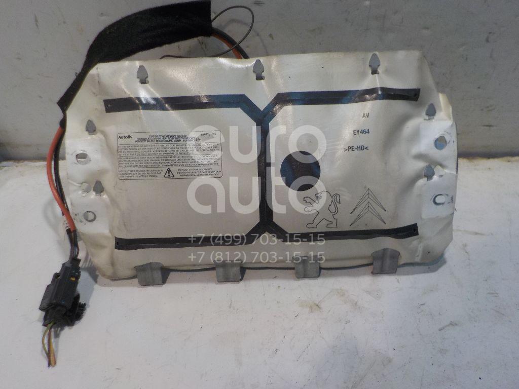 Подушка безопасности пассажирская (в торпедо) для Peugeot 207 2006-2013 - Фото №1