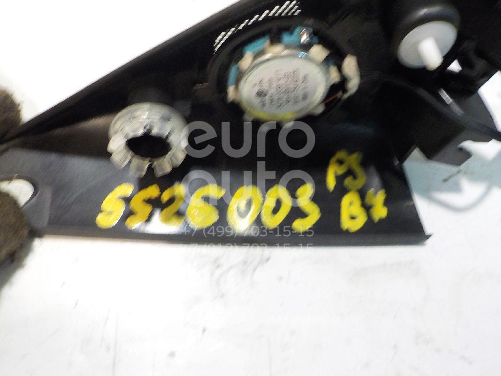 Накладка зеркала правого для VW Passat [B7] 2011-2015 - Фото №1