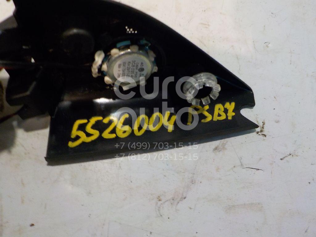 Накладка зеркала левого для VW Passat [B7] 2011> - Фото №1