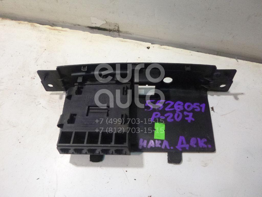 Накладка (кузов внутри) для Peugeot 207 2006-2013 - Фото №1