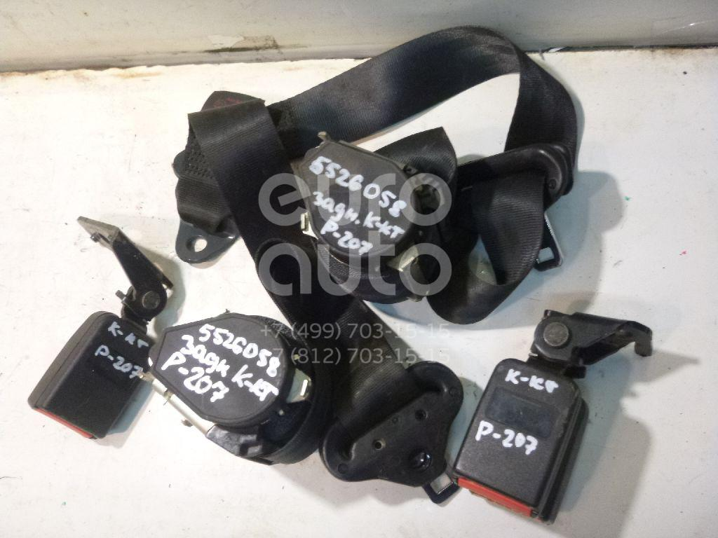 Ремень безопасности для Peugeot 207 2006-2013 - Фото №1