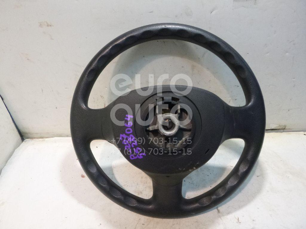 Рулевое колесо с AIR BAG для Peugeot 207 2006-2013 - Фото №1