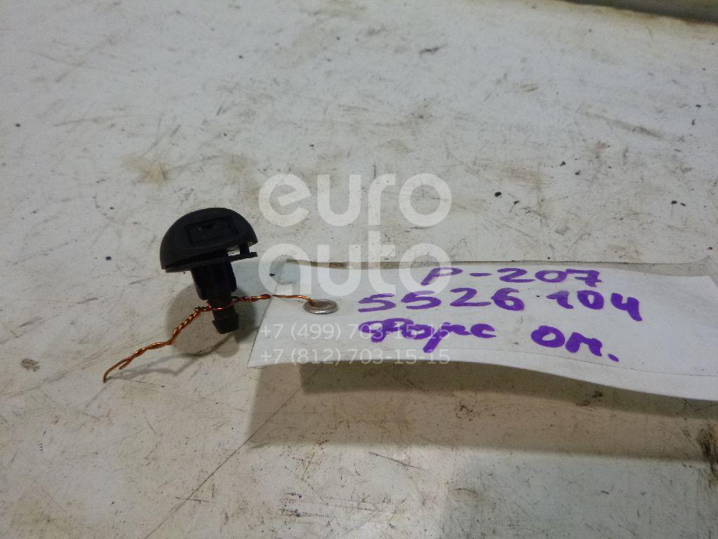 Форсунка омывателя лобового стекла для Peugeot 207 2006> - Фото №1
