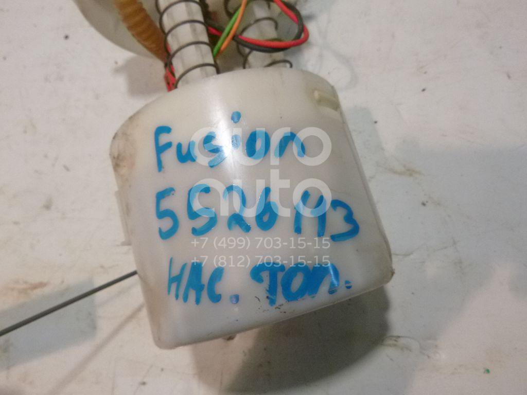Насос топливный электрический для Ford Fusion 2002-2012;Fiesta 2001-2008 - Фото №1