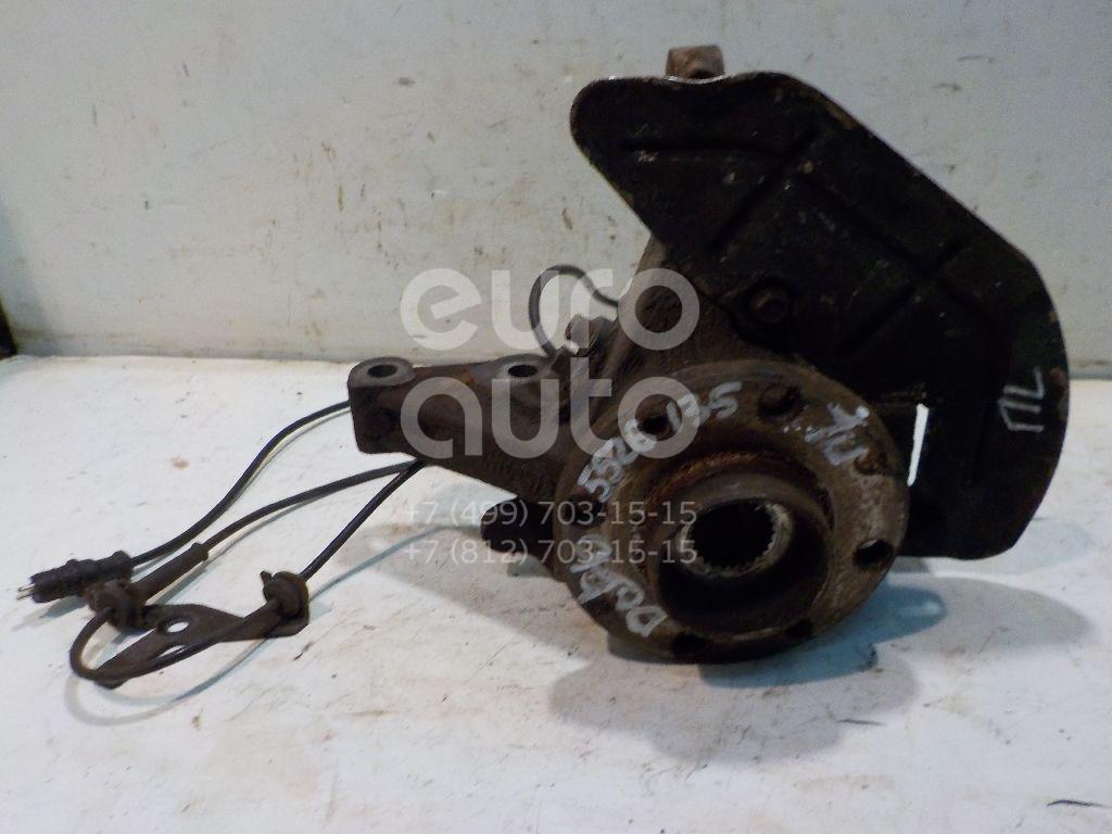 Кулак поворотный передний левый для Fiat Doblo 2005> - Фото №1