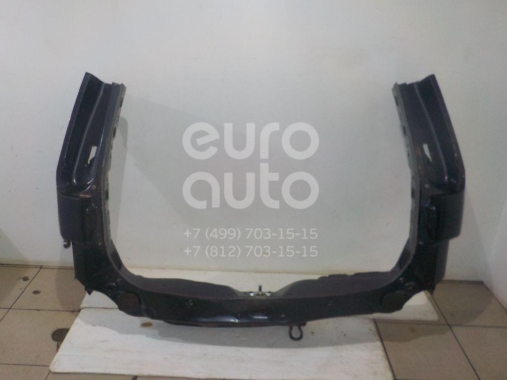 Панель задняя для Ford Fusion 2002-2012 - Фото №1