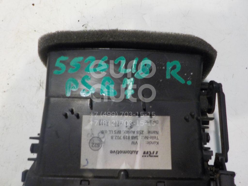 Дефлектор воздушный для VW Passat [B7] 2011-2015 - Фото №1