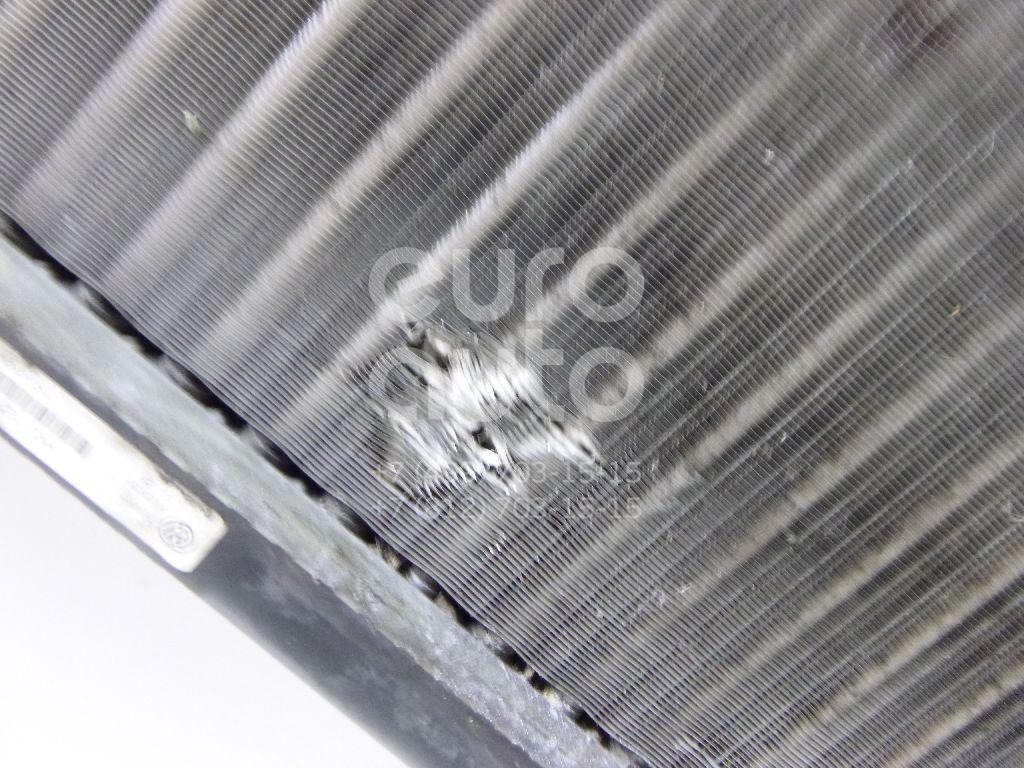 Радиатор основной для Skoda,Audi,VW Octavia (A5 1Z-) 2004-2013;A3 [8PA] Sportback 2004-2013;Caddy III 2004-2015;Golf Plus 2005-2014;Passat [B6] 2005-2010;Golf V 2003-2009;Touran 2003-2010;A3 [8P1] 2003-2013;Jetta 2006-2011 - Фото №1