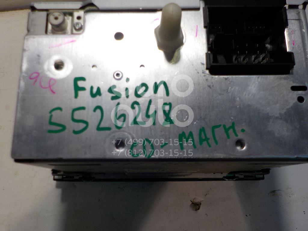 Магнитола для Ford Fusion 2002-2012;Focus II 2005-2008;C-MAX 2003-2010;Transit/Tourneo Connect 2002-2013;Fiesta 2001-2008 - Фото №1