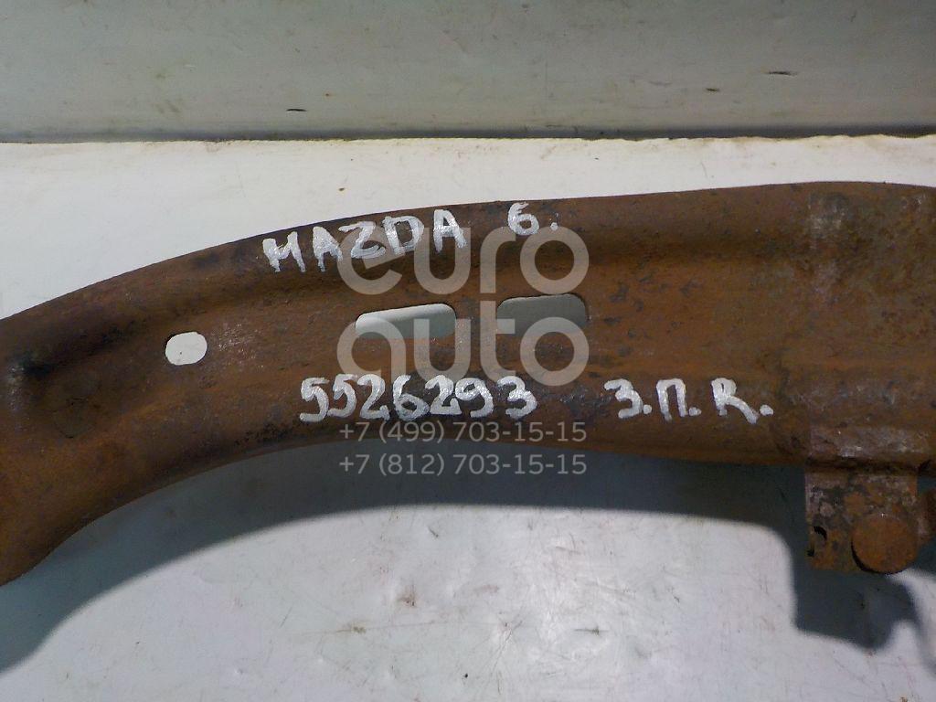 Рычаг задний продольный правый для Mazda Mazda 6 (GG) 2002-2007 - Фото №1