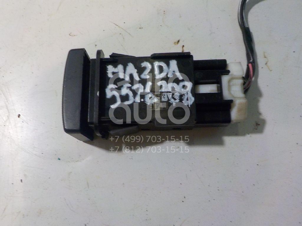 Кнопка антипробуксовочной системы для Mazda Mazda 6 (GG) 2002-2007 - Фото №1