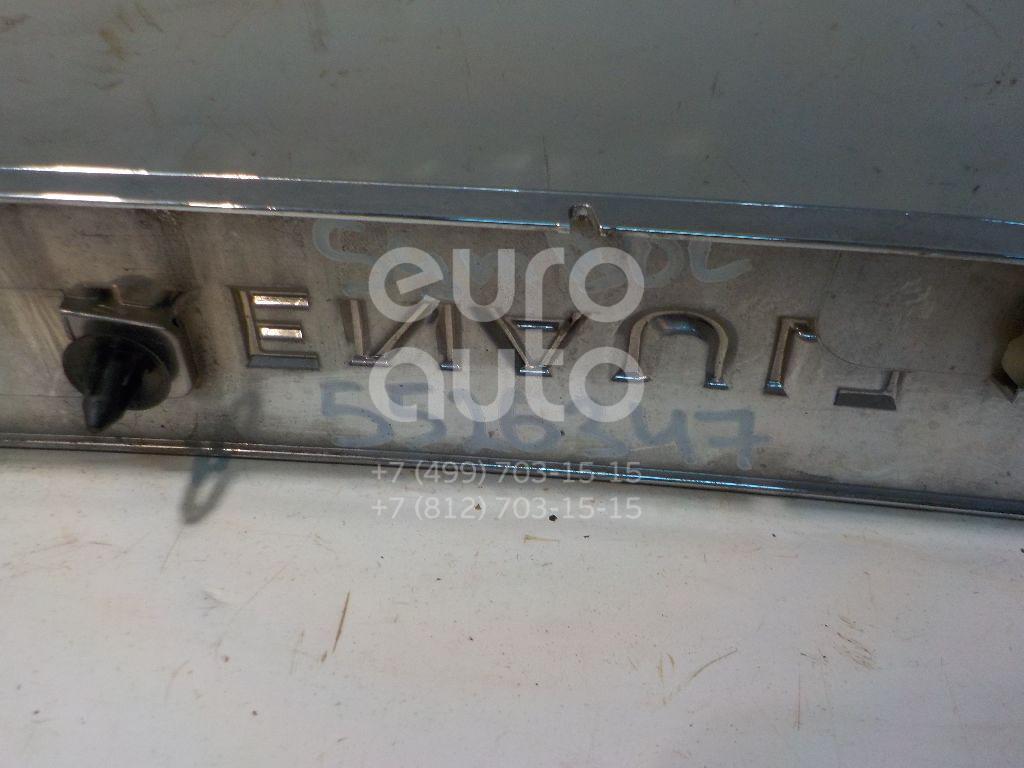 Накладка крышки багажника для Renault Symbol II 2008-2012 - Фото №1