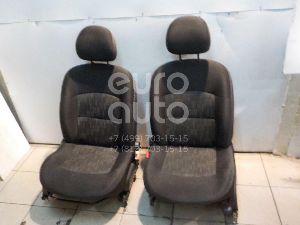 К-кт сидений для Renault Symbol II 2008> - Фото №1