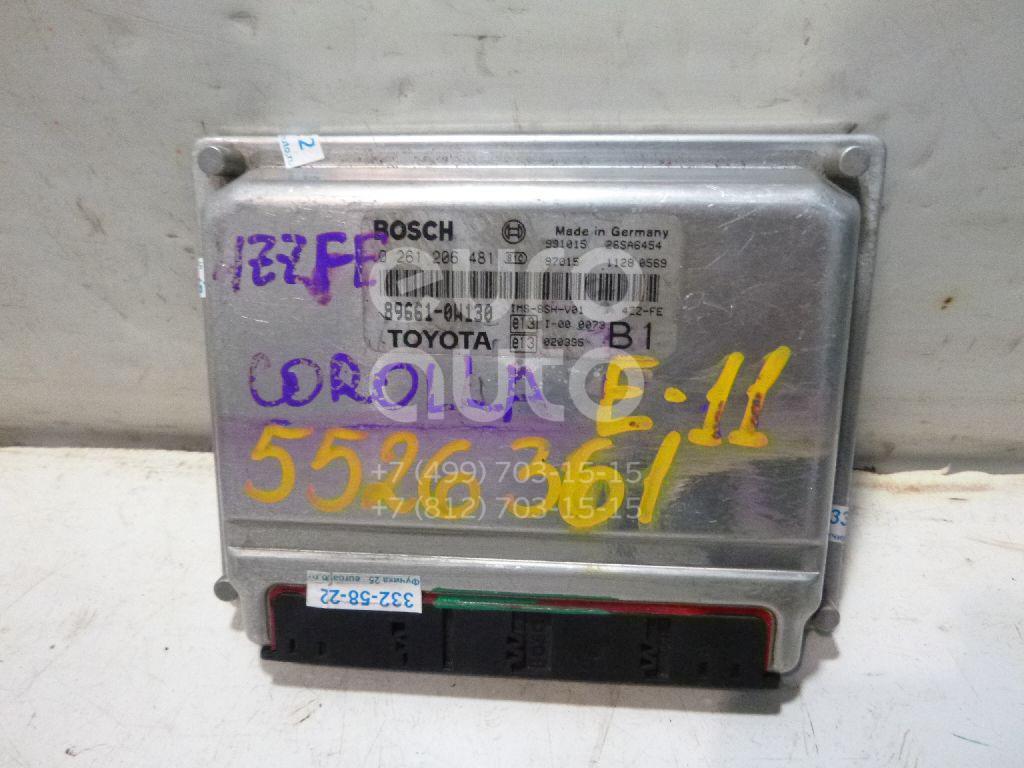 Блок управления двигателем для Toyota Corolla E11 1997-2001 - Фото №1
