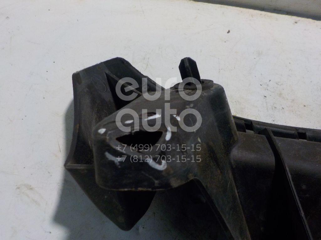 Направляющая заднего бампера правая для Renault Symbol II 2008-2012 - Фото №1