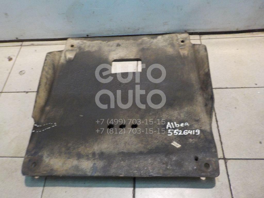 Защита картера для Fiat Albea 2002-2012 - Фото №1
