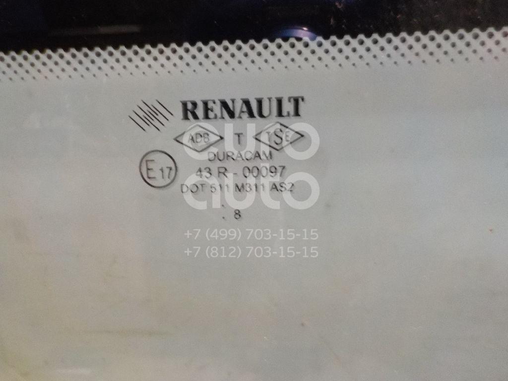 Стекло заднее для Renault Symbol II 2008-2012 - Фото №1