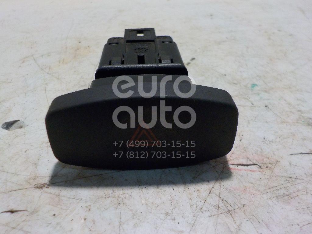 Кнопка аварийной сигнализации для Renault Symbol II 2008>;Clio/Symbol 1998-2008 - Фото №1