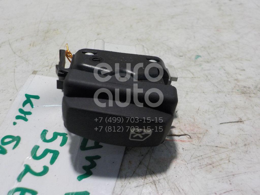 Кнопка многофункциональная для Renault Symbol II 2008-2012 - Фото №1