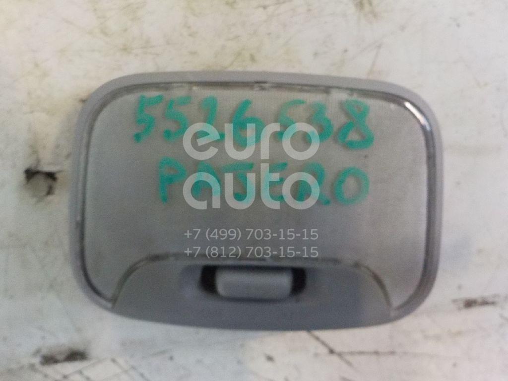 Плафон салонный для Mitsubishi Pajero/Montero III (V6, V7) 2000-2006;Space Wagon (N3,N4) 1991-2000;Galant (EA) 1997-2003;Space Wagon (N8,N9) 1998-2004;Colt (CJ) 1996-2004;Pajero/Montero Sport (K9) 1997-2008;Outlander (CU) 2003-2009 - Фото №1