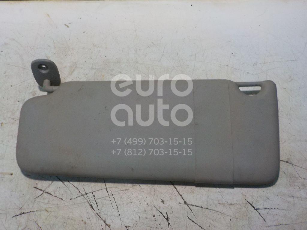 Козырек солнцезащитный (внутри) для Renault Symbol II 2008-2012 - Фото №1