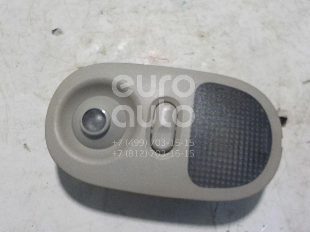 Плафон салонный для Renault Symbol II 2008-2012;Clio II/Symbol 1998-2008 - Фото №1