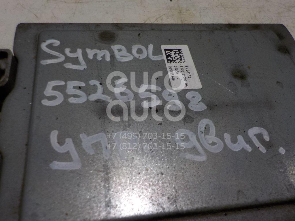 Блок управления двигателем для Renault Symbol II 2008-2012 - Фото №1