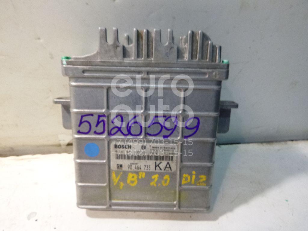Блок управления двигателем для Opel Vectra B 1995-1999;Vectra B 1999-2002 - Фото №1