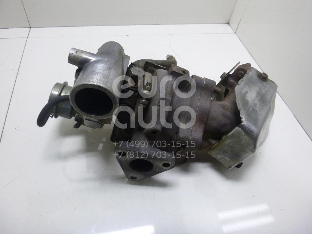 Турбокомпрессор (турбина) для Mitsubishi Pajero/Montero III (V6, V7) 2000-2006 - Фото №1
