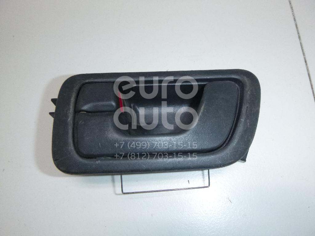 Ручка двери внутренняя левая для Mitsubishi Pajero/Montero (V6, V7) 2000-2006 - Фото №1