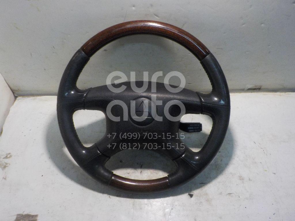 Рулевое колесо с AIR BAG для Mitsubishi Pajero/Montero (V6, V7) 2000-2006 - Фото №1