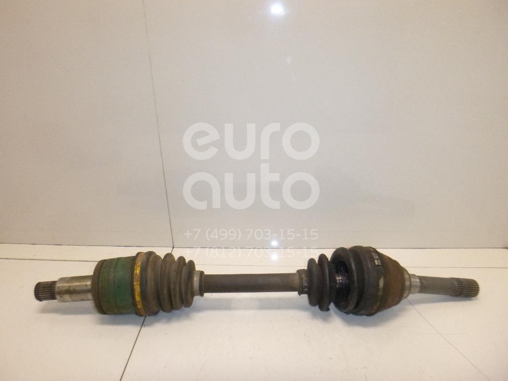 Полуось передняя правая для Suzuki Grand Vitara 1998-2005 - Фото №1