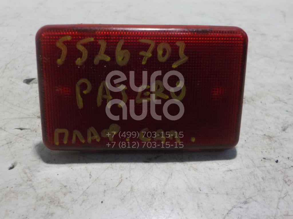 Плафон салонный для Mitsubishi Pajero/Montero III (V6, V7) 2000-2006;Pajero/Montero II (V1, V2, V3, V4) 1991-1996;Sigma 1991-1996 - Фото №1