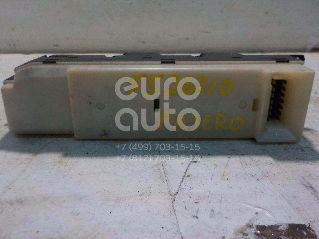 Блок управления стеклоподъемниками для Mitsubishi Pajero/Montero III (V6, V7) 2000-2006 - Фото №1
