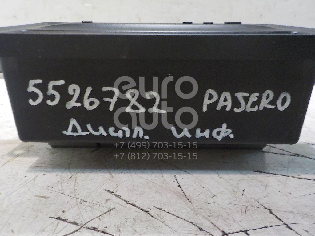 Дисплей информационный для Mitsubishi Pajero/Montero III (V6, V7) 2000-2006 - Фото №1