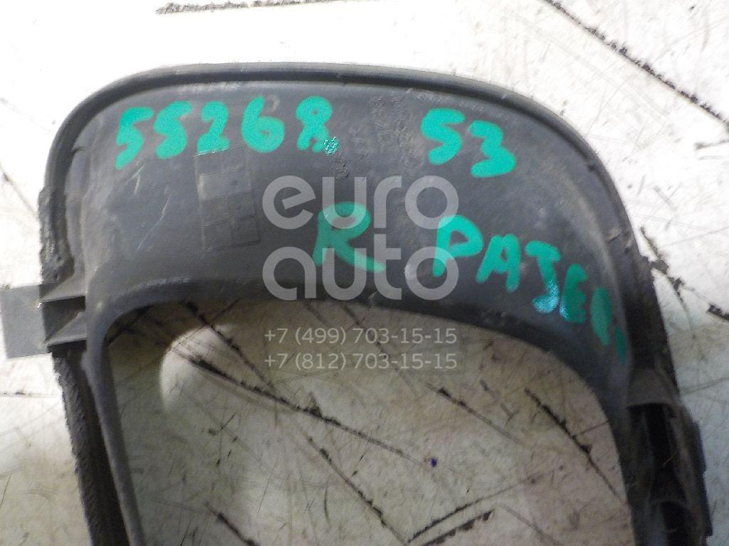 Рамка противотуманной фары правой для Mitsubishi Pajero/Montero (V6, V7) 2000-2006 - Фото №1