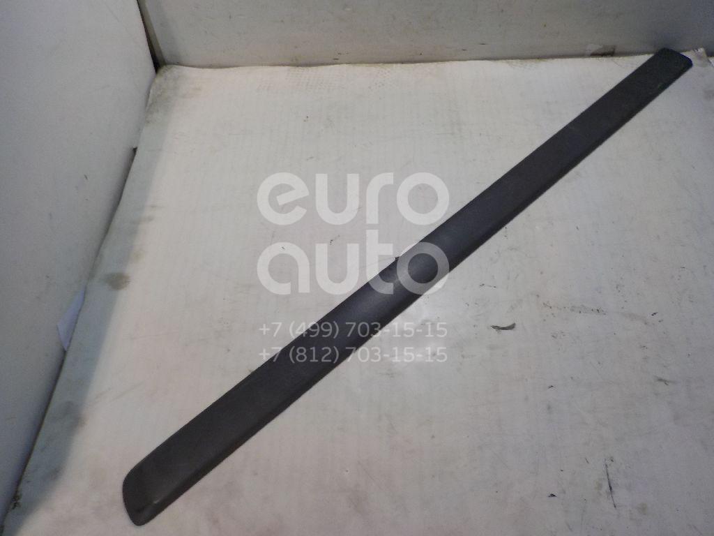 Молдинг передней правой двери для Nissan X-Trail (T30) 2001-2006 - Фото №1