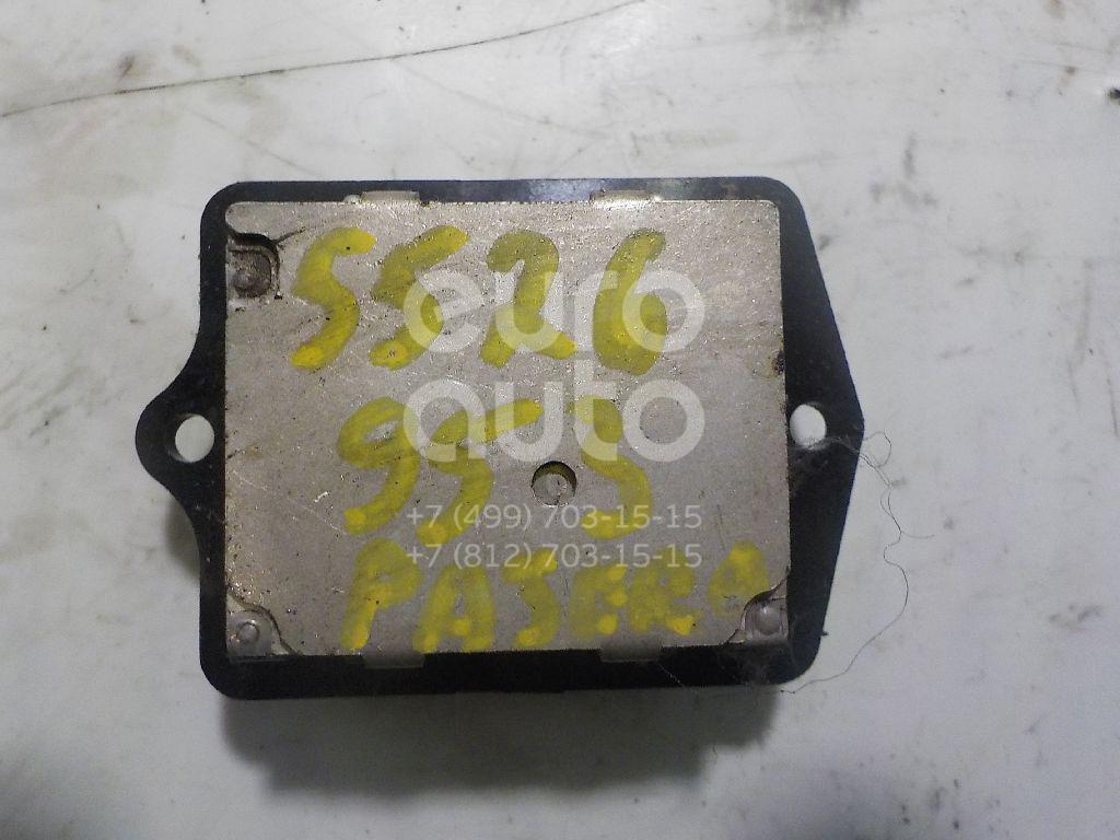 Резистор отопителя для Mitsubishi Pajero/Montero III (V6, V7) 2000-2006;Pajero/Montero IV (V8, V9) 2007> - Фото №1