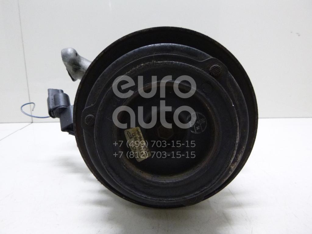 Компрессор системы кондиционирования для Mitsubishi Pajero/Montero (V6, V7) 2000-2006 - Фото №1