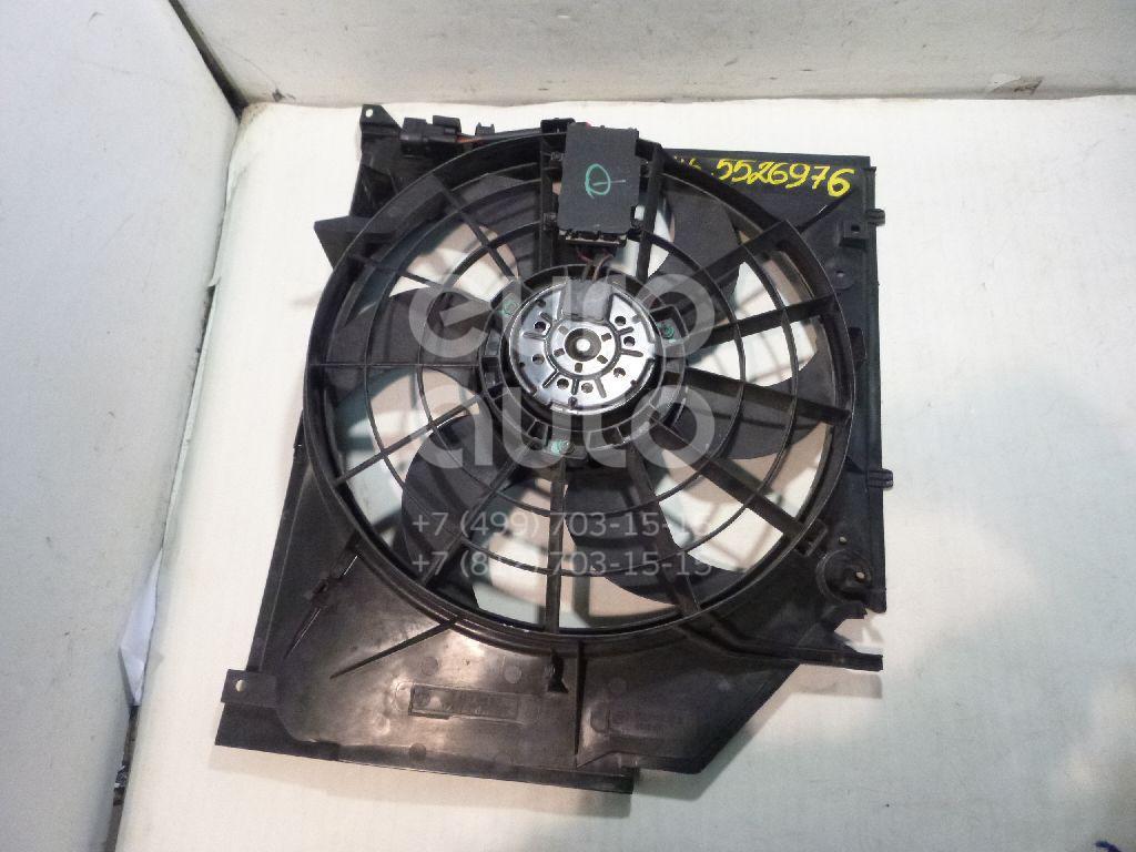 Вентилятор радиатора для BMW 3-серия E46 1998-2005 - Фото №1