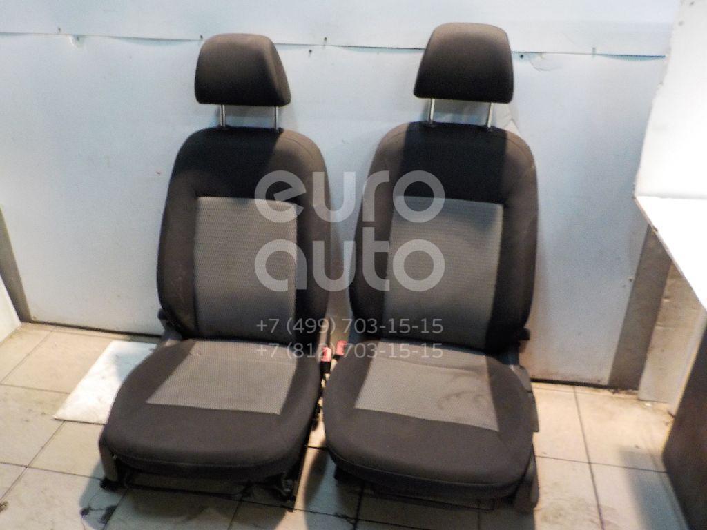 К-кт сидений для VW Polo (Sed RUS) 2011> - Фото №1