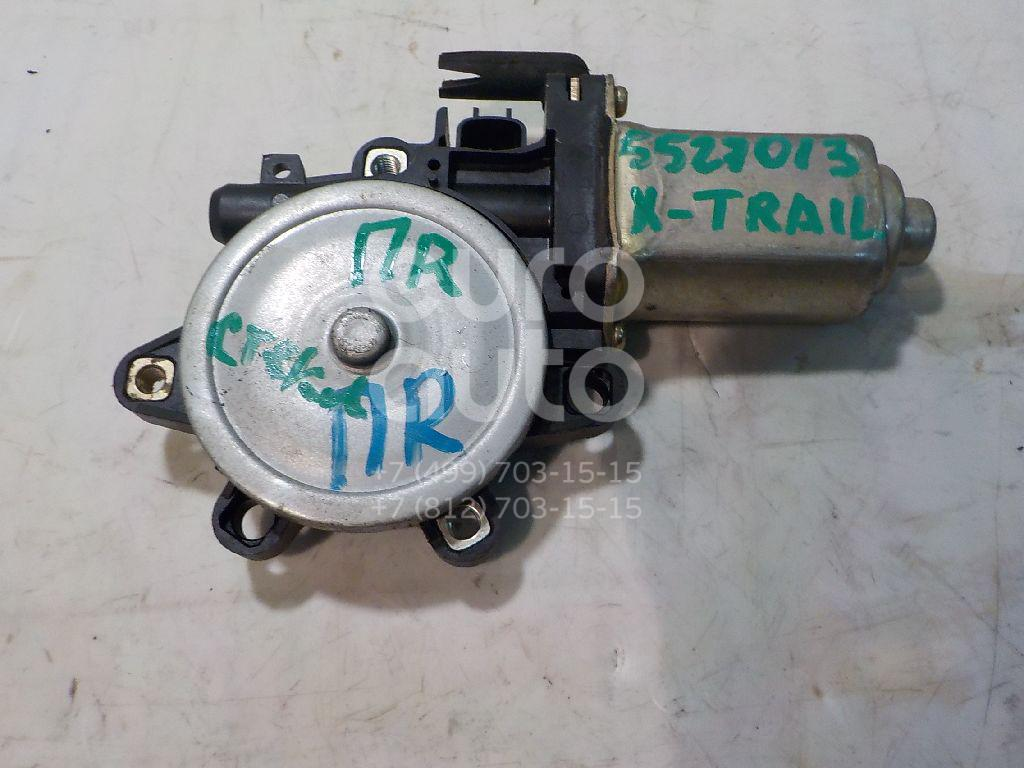 Моторчик стеклоподъемника для Nissan X-Trail (T30) 2001-2006 - Фото №1