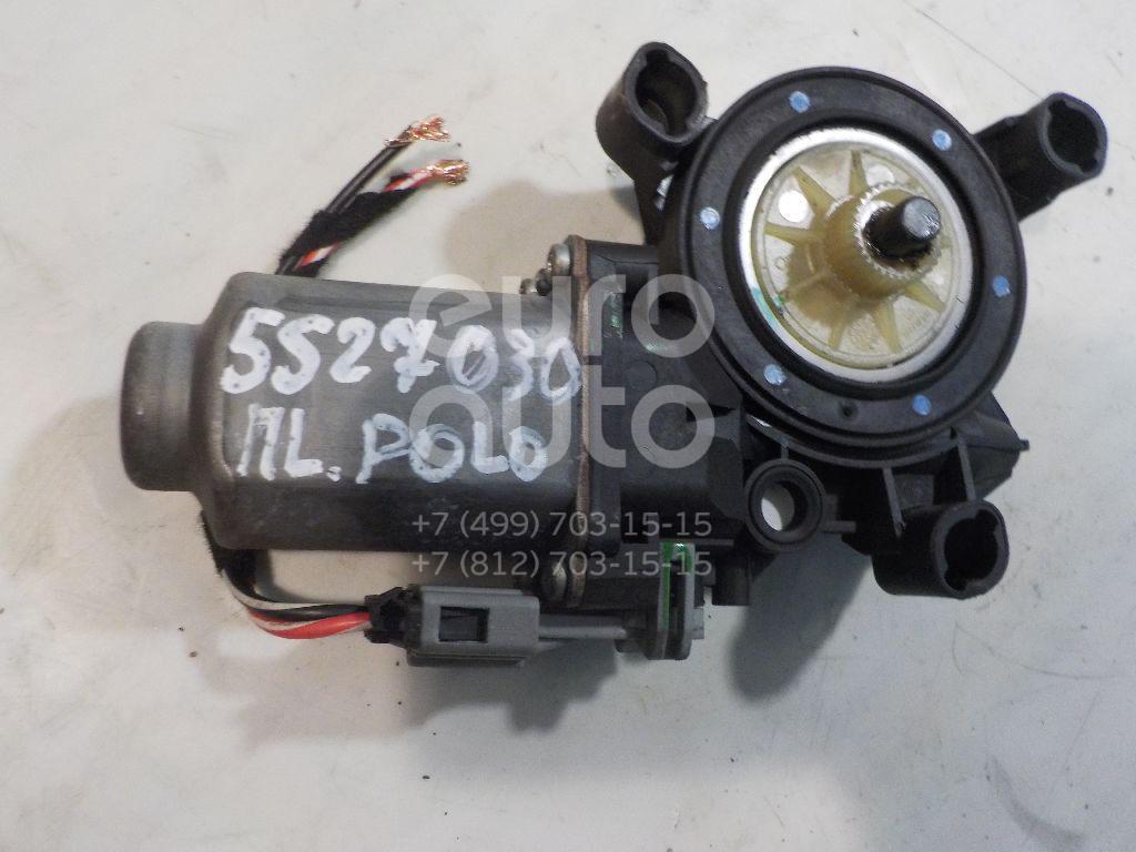 Моторчик стеклоподъемника для VW Polo (Sed RUS) 2011> - Фото №1