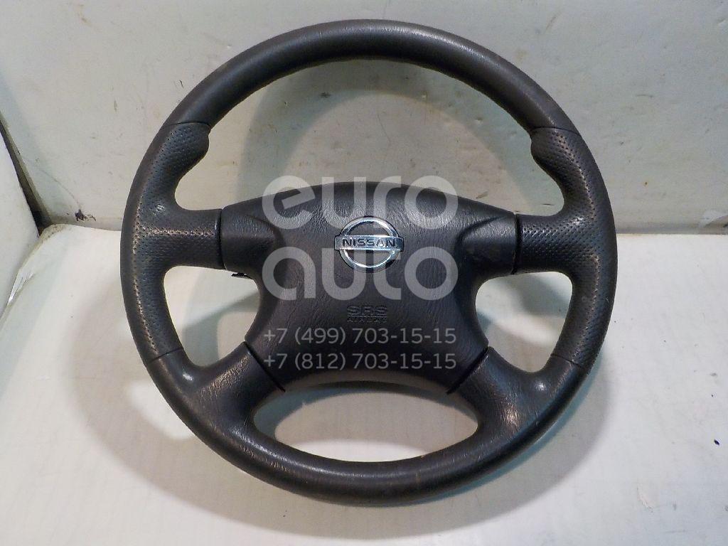 Рулевое колесо с AIR BAG для Nissan X-Trail (T30) 2001-2006 - Фото №1