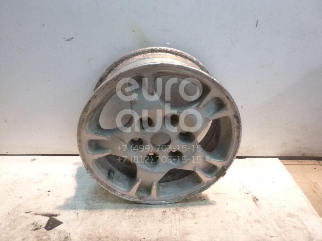 Диск колесный легкосплавный для Mitsubishi Pajero/Montero III (V6, V7) 2000-2006 - Фото №1