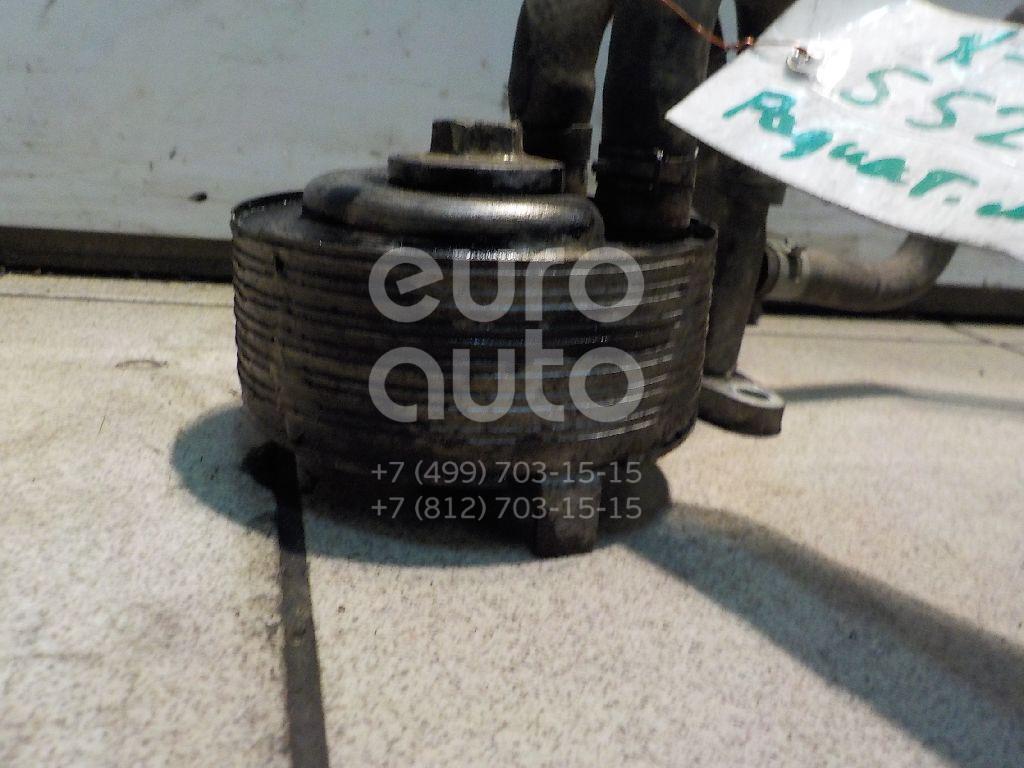 Радиатор масляный для Nissan X-Trail (T30) 2001-2006;Almera Tino 2000>;Primera P12E 2002> - Фото №1