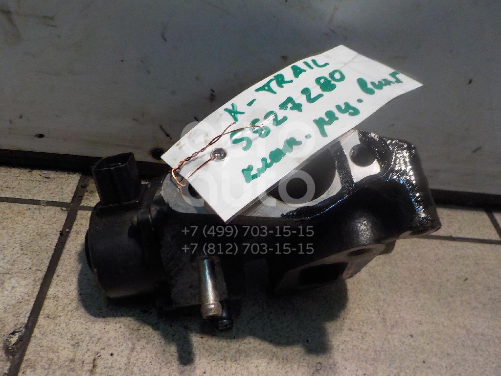 Клапан рециркуляции выхлопных газов для Nissan X-Trail (T30) 2001-2006;Almera N16 2000-2006;Navara (D40) 2005-2015 - Фото №1