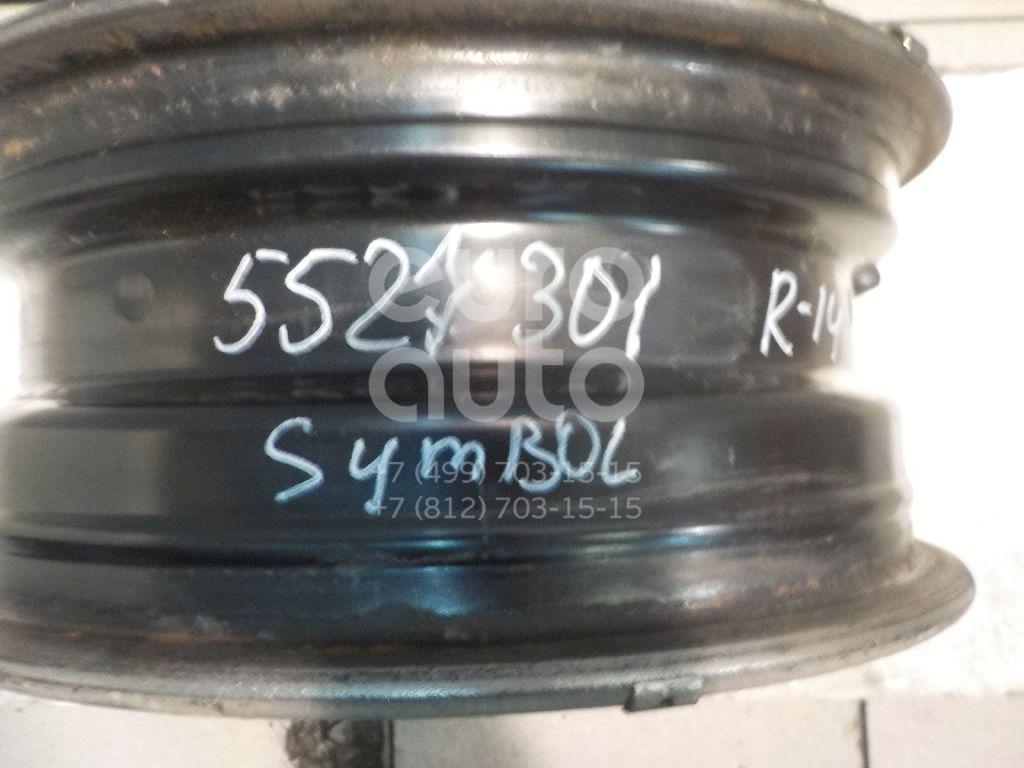 Диск колесный железо для Renault Symbol II 2008> - Фото №1